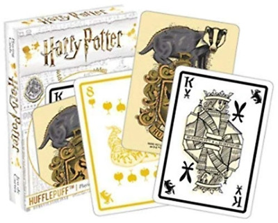 $8.49 • Buy Harry Potter Hufflepuff Playing Cards