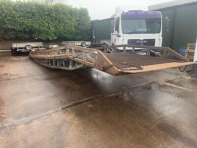 Container Loading Ramp 7 Tonne • 1,995£