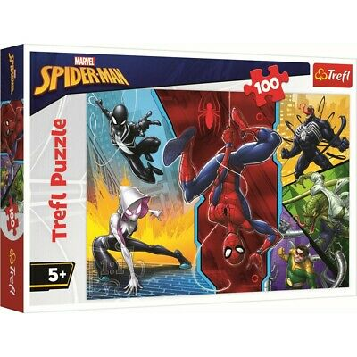 £6 • Buy Spider-Man 100 Piece Jigsaw Puzzle, Toys & Games, Brand New