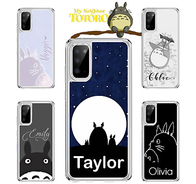 Totoro Personalised Case For Samsung Galaxy A10 A40 S10 S20 A41 A51 A80 A20e • 6.99£