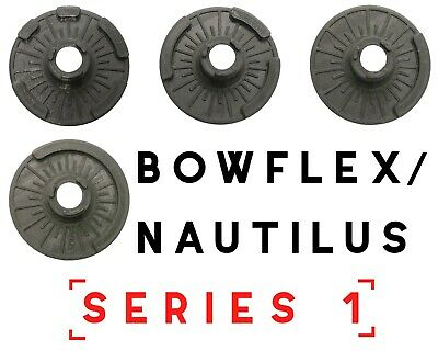 $ CDN20 • Buy NEW Nautilus / Bowflex Selecttech 552 Series 1 Disc 2 3 4 5 Replacement Part