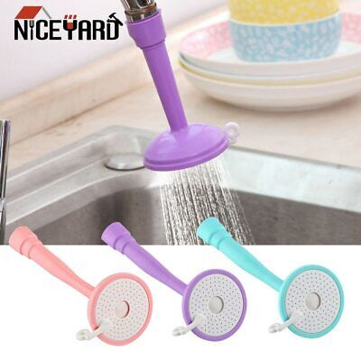 $11.99 • Buy Children Faucet Extender Baby Guide Adjustable Hand Washing Device Kitchen