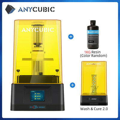 AU229 • Buy AU Anycubic LCD Photon Resin 3D Printer 405nm UV LED Resin Light Cure TFT Screen