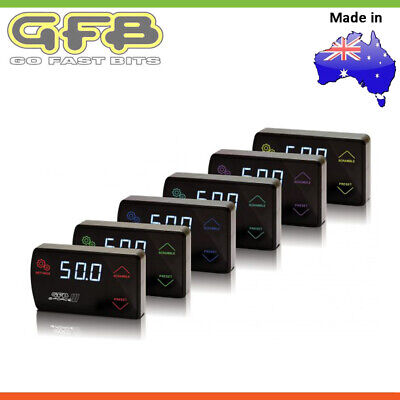 AU419 • Buy GFB G-Force III Electronic Boost Controller For HOLDEN COMMODORE 3.0 EFi Turbo