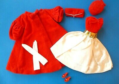 $ CDN74.99 • Buy Vintage Barbie Mixed Lot Red Flare / Silken Flame From 1960's