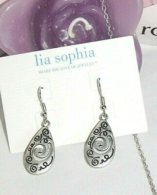 $ CDN10.50 • Buy Beautiful Lia Sophia DAY DREAMER Dangle Earrings, NWT