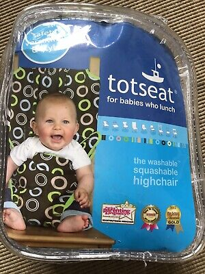 Totseat Turn Any Seat Into A Highchair • 0.99£