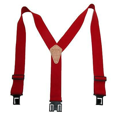 $17.15 • Buy New Perry Suspenders Men's Elastic Hook End Suspenders (Tall Available)