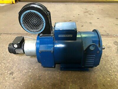 4kw Thrige Electrical DC Motor • 350£