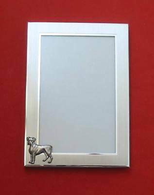 Boxer Dog Motif 6 X 4 Photo Picture Frame Pet Gift NEW • 15.99£