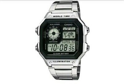 £74.96 • Buy James Bond 007 -  Octopussy Homage Casio Alarm And Chrono. Watch & Official Pen