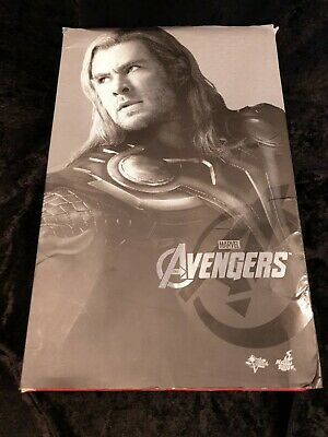 AU249 • Buy Basically Loose But Cheap Hot Toys The Avengers Thor MMS175