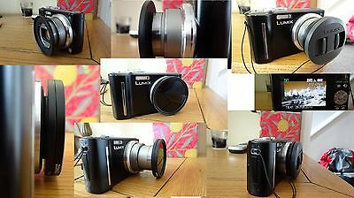 *STOP* Panasonic Lumix DMC-TZ8 Full Spectrum/infrared Converted Camera • 90£