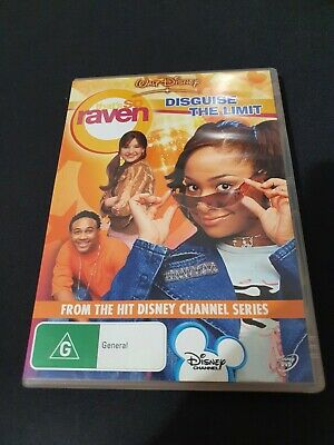 That's So Raven - Disguise The Limit (DVD, 2005) R4 - Disney - FREE AU POST!! • 6.37£