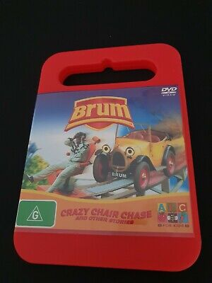 £10.29 • Buy Brum Crazy Chair Chase And Other Stories - DVD - Free Postage!!