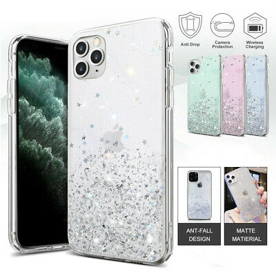 AU9.98 • Buy For Apple IPhone 11 Pro Max XS XR 8 7P Glitter Shockproof Slim Case Cover Luxury