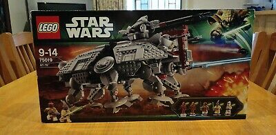 AU335 • Buy Lego Star Wars  AT-TE (75019) 100% Complete With Figs And Instructions