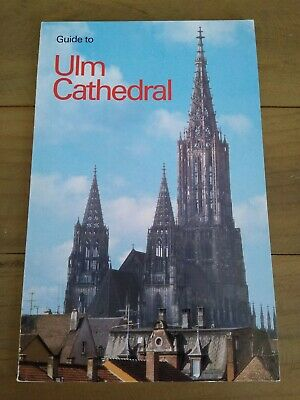 Guide To Ulm Cathedral • 9.99£