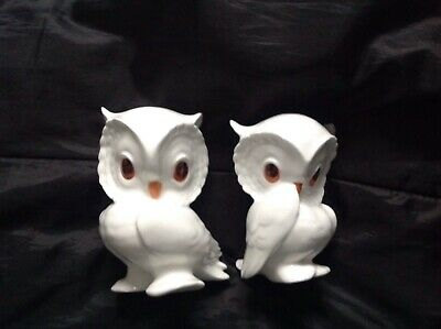 Royal Osborne Bone China - Owls • 10£