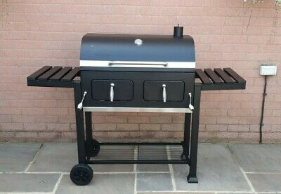 £250 • Buy Super Grills  XXL Smoker Charcoal BBQ Portable Grill Garden Barbecue Grill New