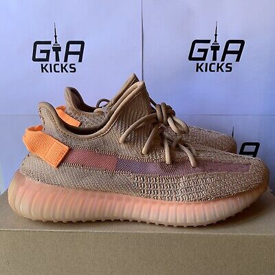 $ CDN549.99 • Buy Adidas Yeezy Boost 350 V2 Clay Size 9 EG7490