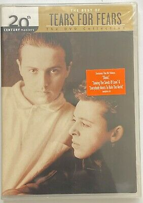£9.42 • Buy  Best Of  Tears For Fears -The DVD Collection (DVD, 2004) 20th Century Masters