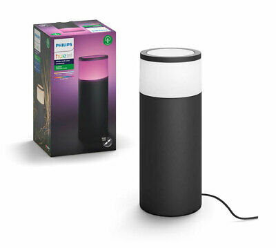 AU169 • Buy Philips HUE Calla Outdoor Pedestal Kit - White And Color Ambiance