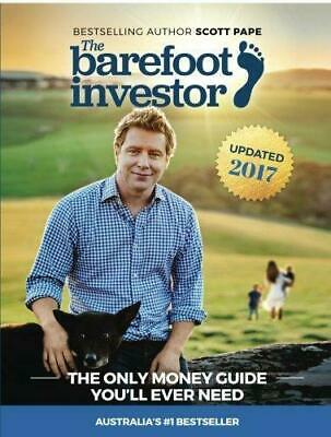 AU20.89 • Buy The Barefoot Investor 2017 Update