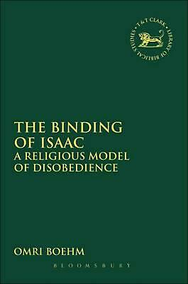 AU238.22 • Buy The Binding Of Isaac: A Religious Model Of Disobedience By Omri Boehm (English)