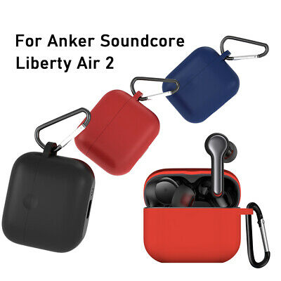 AU10.10 • Buy Clamshell Silicone Protective Case Full Cover For Anker Soundcore Liberty Air 2~