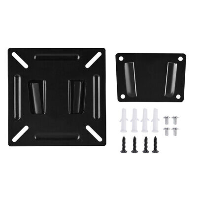 LCD/LED Monitor TV Bracket Wall Mount Stand Holder For 12-24 Inch TV PC Screen • 3.57£