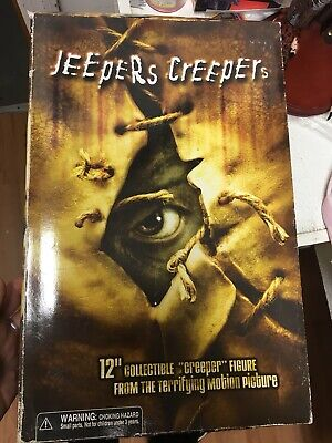 $299.99 • Buy Jeepers Creepers 12  Action Figure Majestic Studios Horror Sideshow 1:6