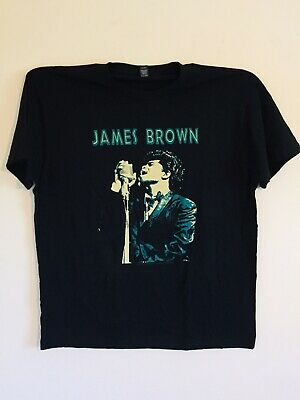 $15 • Buy JAMES BROWN The Godfather Of Soul - Official T SHIRT SIZE XL