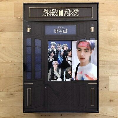 $82 • Buy FULL SET BTS 5th MUSTER MAGIC SHOP DVD With JIN PHOTOCARD