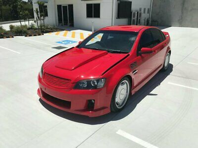 AU69999 • Buy 2008 Holden HDT VH GRP3 VE RETRO COMMODORE Maranello Red Manual 6sp M Sedan