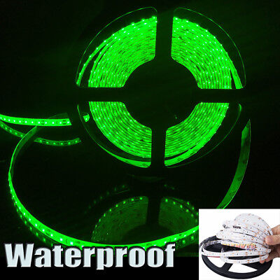 $12.97 • Buy 12V Waterproof LED Strip Light 5M 600LEDs For Boat Truck Car Suv Rv ATV Green