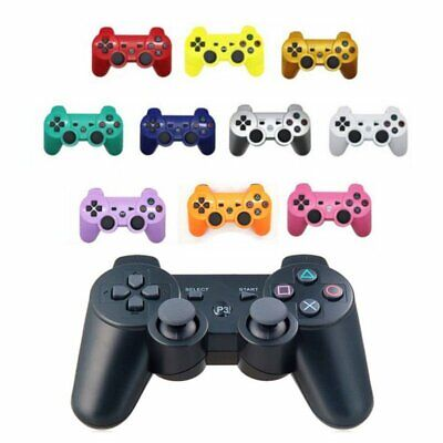 For PS3 Wireless Bluetooth 3.0 Controller Game Handle Remote Gamepad UK Stock • 8.99£