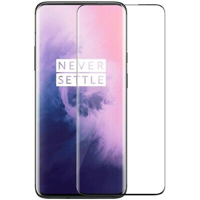 AU9.18 • Buy For OnePlus 7 Pro, 7T  6T 5T 8 9 Tempered Glass Plastic 2d 3d Screen Protector