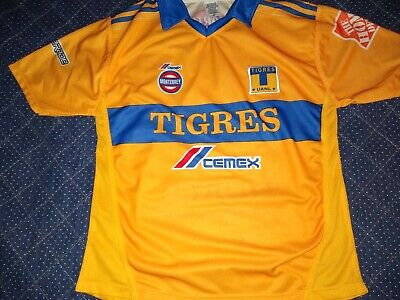 $14.99 • Buy Tigres UNAL Soccer Jersey Size Youth Large