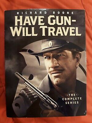 $72.99 • Buy HAVE GUN WILL TRAVEL (The Complete Series Seasons-1-6) DVD BRAND NEW! FREE SHIP!