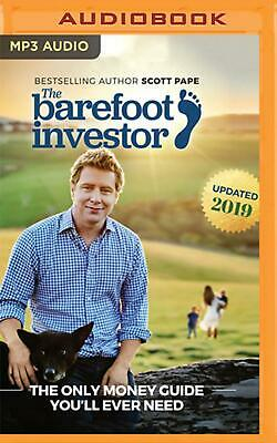 AU44.71 • Buy Barefoot Investor The: The Only Money Guide You'll Ever Need By Scott Pape (Engl
