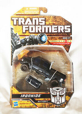 Ironhide Hunt For The Decepticons Transformers Movie Autobot 5  Action Figure • 24.99£
