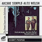 The Archie Semple/Alex Welsh Big Four - Night People - Jazz CD • 2.65£