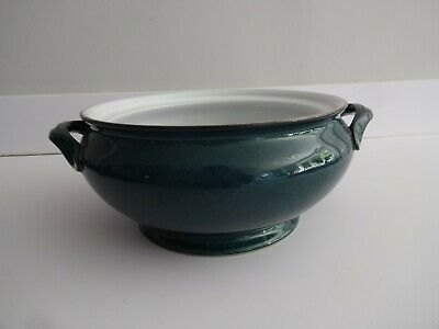 Denby Greenwich-Casserole Dish/Vegetable Tureen/ Serving Dish-Base Only • 19.99£