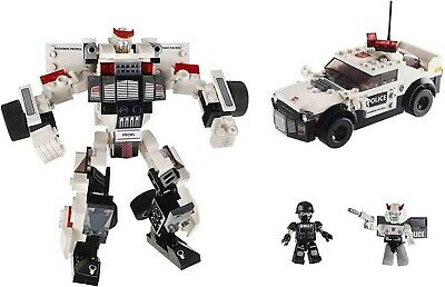 Transformers Kre-O 174 Pieces Action Figure Deluxe Set - Prowl • 20£