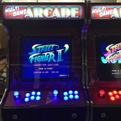 2 Player Multigame Arcade Machine - Classic Retro Gaming - Cabinet - Not MAME • 749.99£