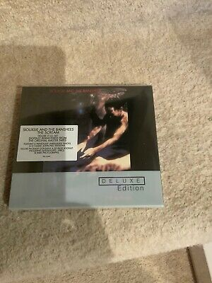 Siouxsie And The Banshees - Scream  - Deluxe 2 Cd Edition-2005 Brand New Sealed • 39£