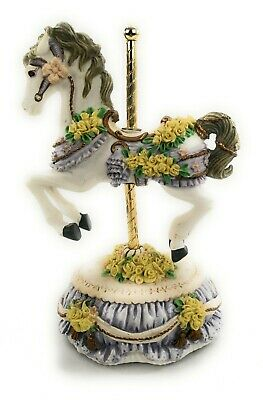 $24 • Buy Heritage House Melodies Carousel Horse Music Box - Let Me Call You Sweetheart