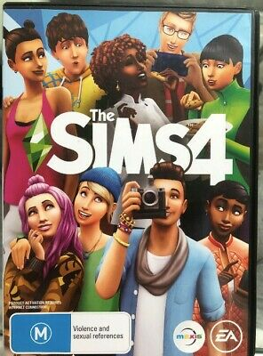 AU26 • Buy The Sims 4 Standard Edition Origin Key PC / Mac Activation Code Global Base Game