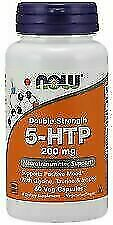 $ CDN79.19 • Buy Now Foods 5-Htp With Glycine Taurine & Inositol 200 Mg 60 Veggie Capsules
